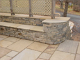 Stone Walkways & Retaining Walls